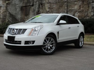 2014 CADILLAC SRX PREMIUM COLLECTION