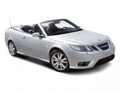 2008 Saab 9-3 2.0T (Laser Red)