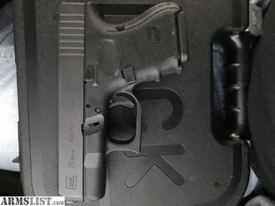 For Sale/Trade: Glock 26 Gen4