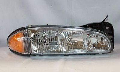 Sell NEW OE Factory Style TYC Headlight Head Light / Lamp Assembly motorcycle in Grand Prairie, Texas, US, for US $81.66