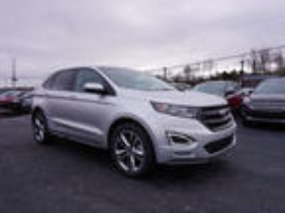 2017 Ford Edge Silver, 10 miles