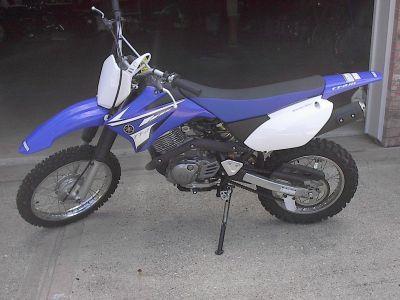 2008 Yamaha WR450F and TTR125EX