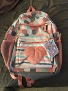 Girls New Backpack with Tags