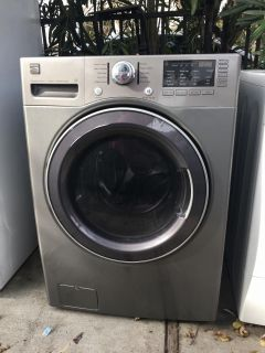 Frigidaire front load ultra fabric care washer 220-240 volt/ 60 hz