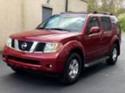 Used 2006 NISSAN PATHFINDER For Sale