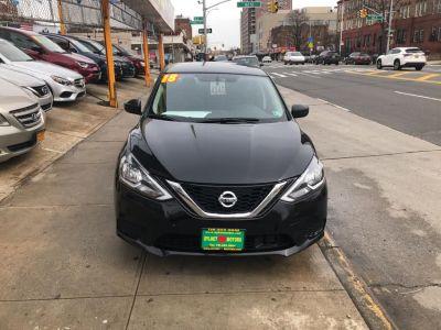 2018 Nissan Sentra S CVT (Super Black)