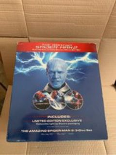 The Amazing Spider-Man 2 Electro Collector s Edition