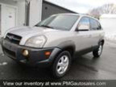 Used 2005 HYUNDAI TUCSON For Sale