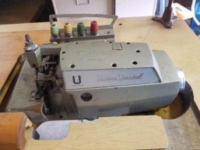 Over lock sewing machine