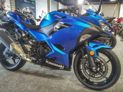 2018 Kawasaki Ninja 400 Sport Motorcycles Salinas, CA