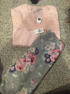 Size 12 gap outfit new with tags