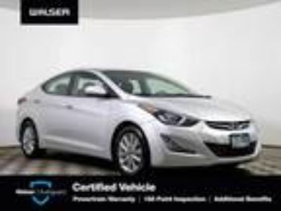 used 2015 Hyundai Elantra for sale.