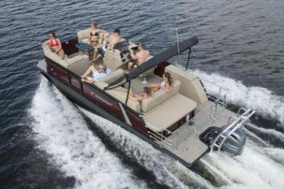 2019 Starcraft CX 23 Q Pontoon Boats Lagrange, GA