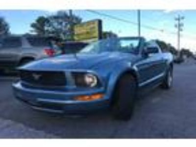 Used 2005 Ford Mustang Convertible