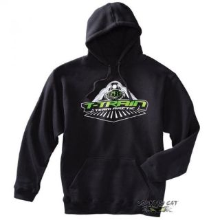 Purchase Arctic Cat / Tucker Hibbert Apparel - Youth T-Train 68 Hoodie - Black - 5263-23_ motorcycle in Sauk Centre, Minnesota, United States, for US $18.99