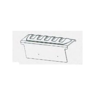 Purchase 2007-2015 Jeep Wrangler Winch Block Off Plate - 82211936AB motorcycle in Auburn, Maine, United States, for US $56.35