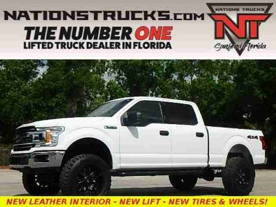 2018 Ford F-150 XLT Leather SuperCrew 4x4