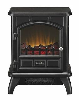 Duraflame DFS-500-0 Electric Stove Heater Bruised & Reduced - New!