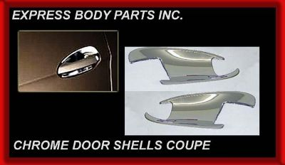Purchase MERCEDES W204 C C350 C250 C63 CHROME DOOR SHELL SET 2010 2011 2012 COVER C300 motorcycle in North Hollywood, California, US, for US $37.00