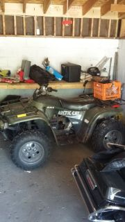 2004 Arctic Cat 250 4x4 For Sale