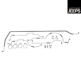Purchase 16737.02 OMIX-ADA Full Brake Line Set, 42-45 Willys MB motorcycle in Smyrna, Georgia, US, for US $68.94