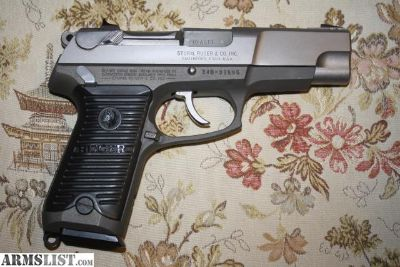 For Sale: Ruger SS .40