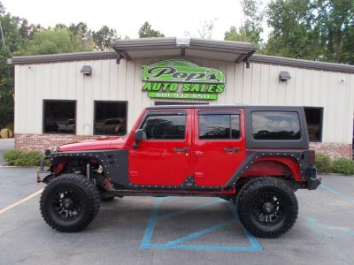 2012 Jeep Wrangler Unlimited S