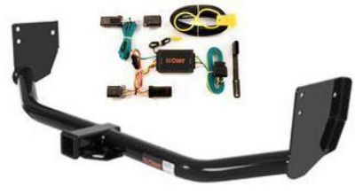Sell Curt Class 3 Trailer Hitch & Wiring for 2007-2009 Chrysler Aspen & Dodge Durango motorcycle in Greenville, Wisconsin, US, for US $163.88