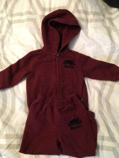 18-24 month Roots track suit