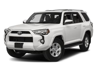 2017 Toyota 4Runner SR5 (Not Given)