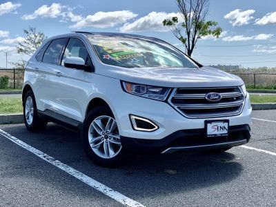 2016 Ford Edge 4dr SEL AWD (Oxford White)