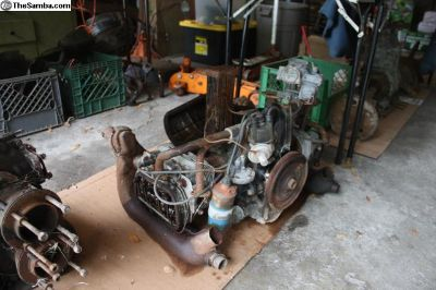 Used new VW bug parts body/engine 36hp & up