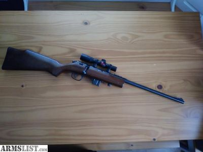 For Sale/Trade: Marlin 25 MB VERY RARE