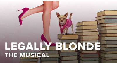 Legally Blonde tickets at Paramount Theater