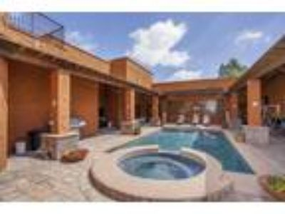 5+Acre Carefree Home + Casita