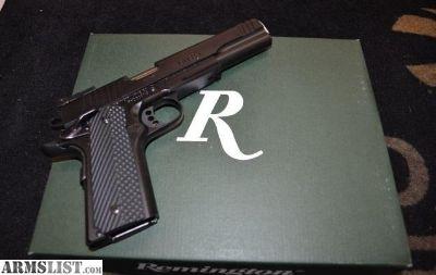 "For Sale: Remington 1911 R1 Hunter 10mm 6"" Brl NIB 96679"