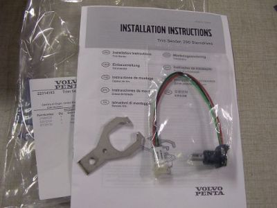 Sell VOLVO PENTA TRIM SENSOR FOR ALL 290 DP DRIVES DP-A THRU DP-G 873531 / 22314183 motorcycle in Costa Mesa, California, United States, for US $228.65