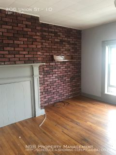 Apartment Rental - 206 Union St