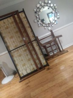 Twin size daybed with mattress good condition