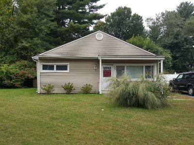 3 Bed 1.0 Bath Preforeclosure Property in Springfield, MA 01129 - Vincent St