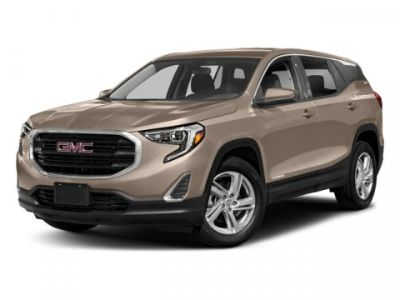 2018 GMC Terrain SLE (Summit White)