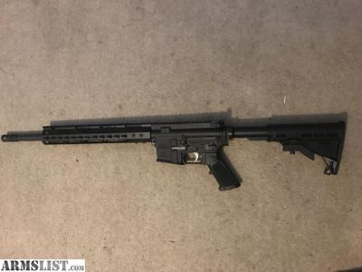 For Sale: Custom built ar 15