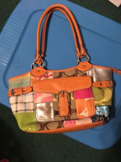 Cute and Colorful Purse