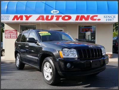 2005 Jeep Grand Cherokee Laredo (Brilliant Blk Crystal Pearl)
