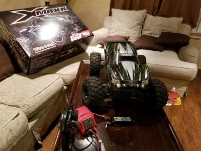 Used RC Nitro Cars For Sale. (Team Losi 8T + Traxxas Revo 3.3, Jato 3.3, Rustler, xmaxx 6s, xmaxx 8s, HPI Savage, controllers, accessorie...