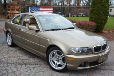 2006 BMW 3-Series 330Ci (GOLD)