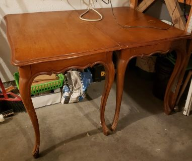 REDUCED Antique large table