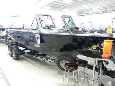 2018 Crestliner 2050 Commander Aluminum Fish Boats Kaukauna, WI