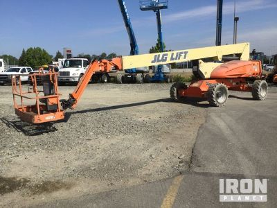 2008 JLG E600JP Electric Articulating Boom Lift