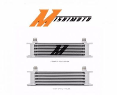 Find Mishimoto Universal 10-Row Oil Cooler motorcycle in Gallatin, Tennessee, United States, for US $93.75
